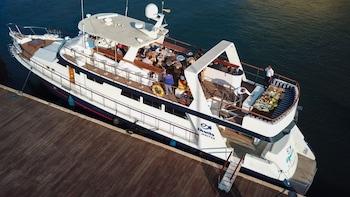 Luxury Dining Cruise around Cartagena's Bay