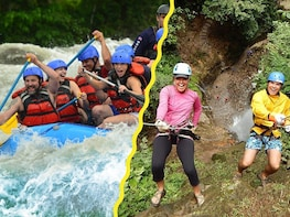 Canyoning Rappeling & Rafting Combo
