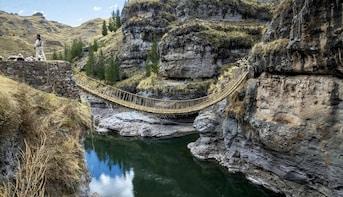 Tour to the Inca Bridge of Q'eswachaka - Private Service