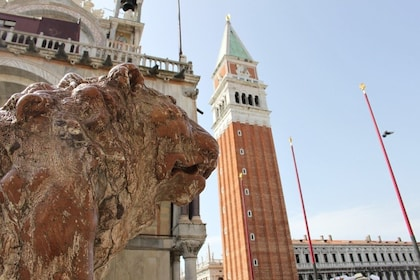 San Marco Campanile bell tower in Venice