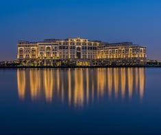 Dinner Buffet at Palazzo Versace Dubai