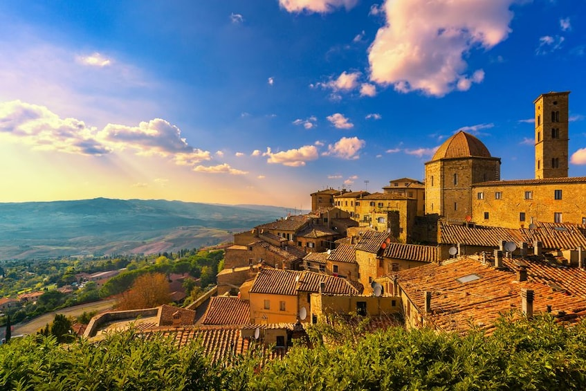 Show item 1 of 5. Volterra and Colle Val d'Elsa Day Trip from Florence