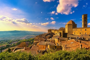 Volterra and Colle Val d'Elsa Day Trip from Florence