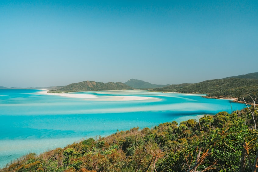 Show item 3 of 9. Full Day Whitsundays Catamaran Tour with Reef Snorkelling