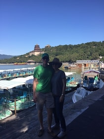 Pretty photo from summer palace.JPG