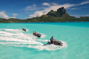 Jet Ski Tour, Lunch at Bloody Mary's & Snorkel Safari