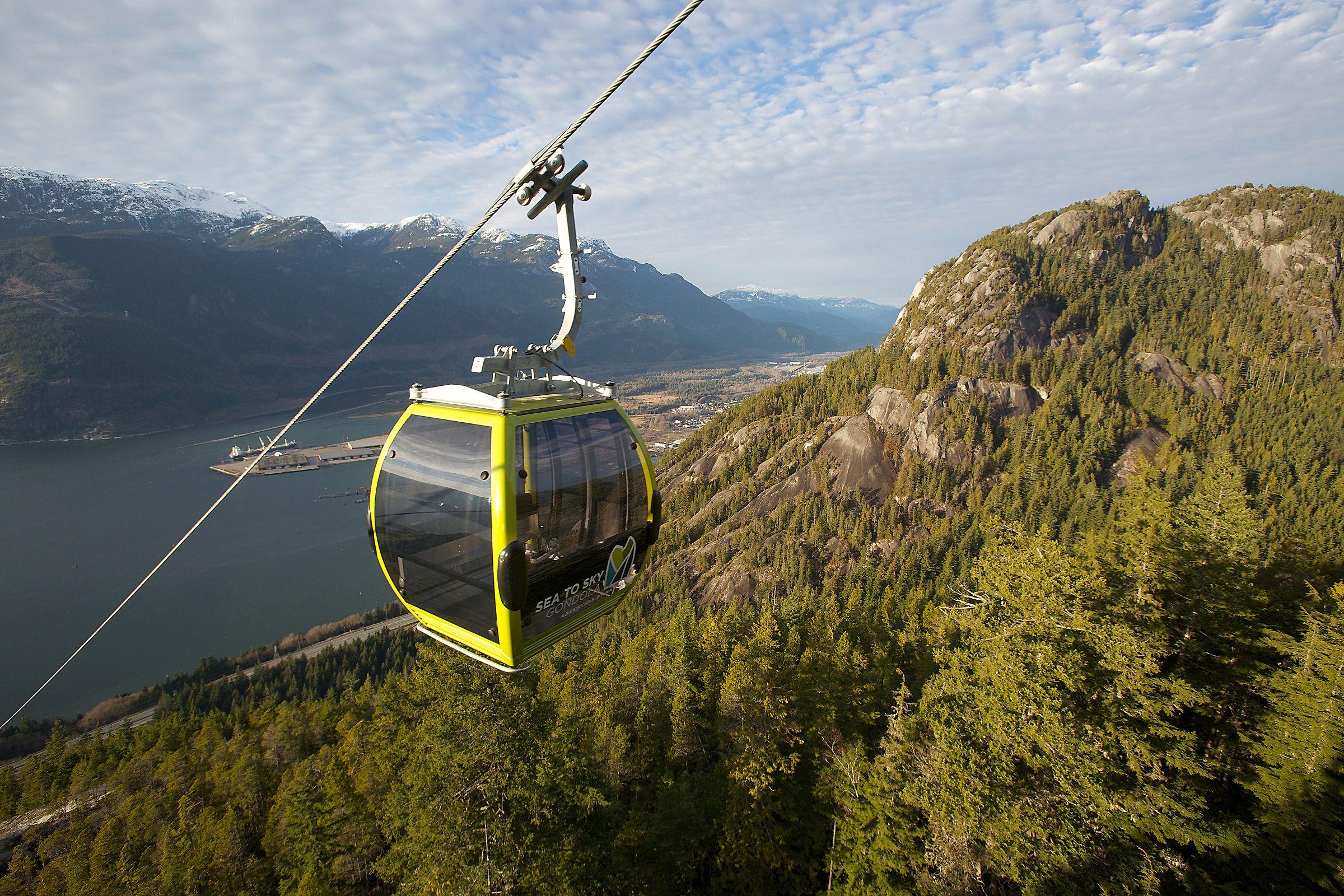 Whistler & Sea to Sky Gondola