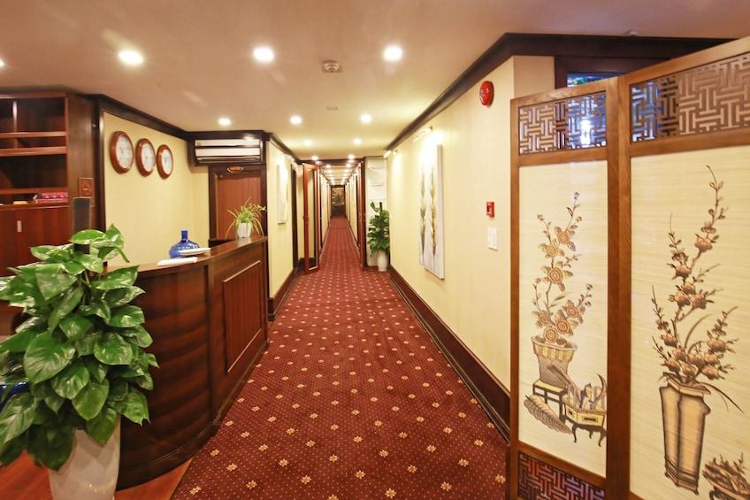 Show item 5 of 10. Cruise ship interior