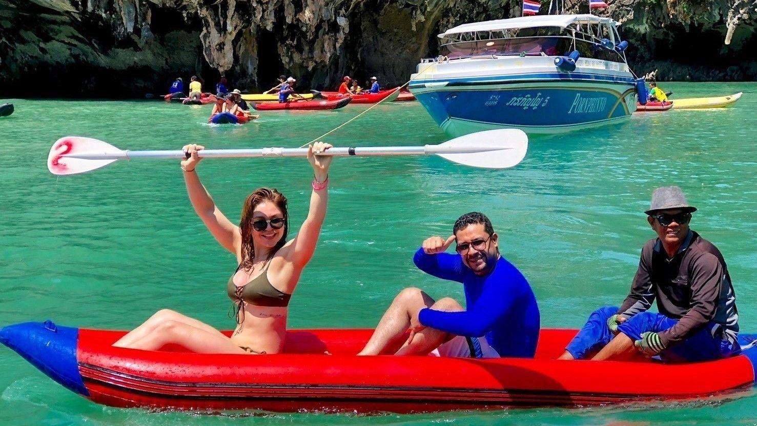 James Bond Island by Premium Speedboat with Lunch & Canoe
