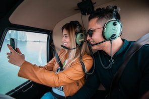 VIP - Panoramic Helicopter Tour