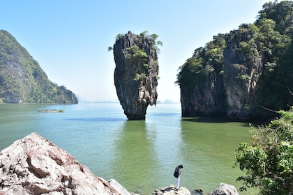 Khao Phing Kan in Thailand