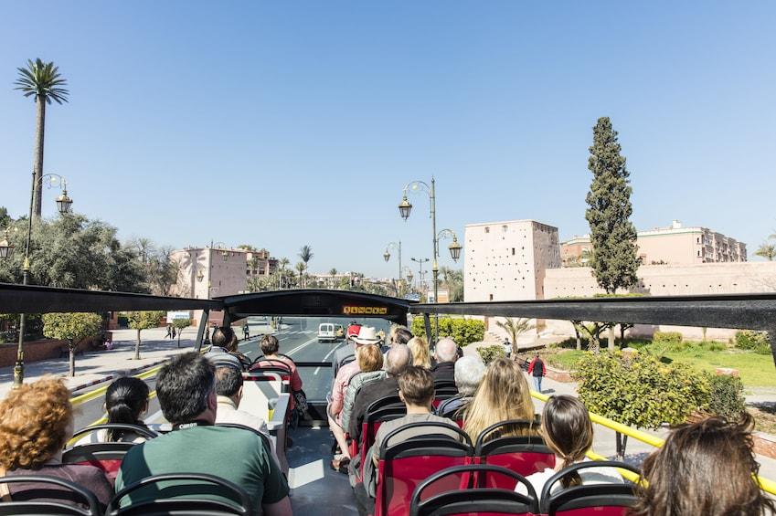 Charger l'élément 5 sur 9. Marrakech City Tour Hop On-Hop Off