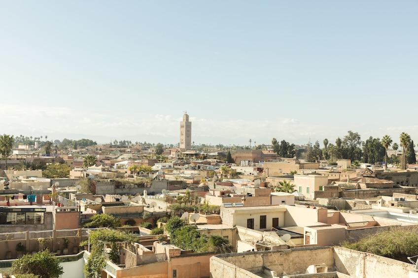 Charger l'élément 2 sur 9. Marrakech City Tour Hop On-Hop Off