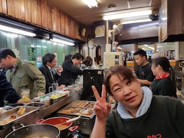 Deep Osaka Nighttime Foodie Tour