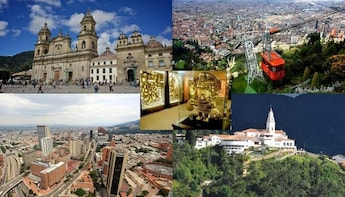 Bogota City Tour for Layover Passengers