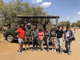 Pilanesberg Nature Reserve Safari from Johannesburg
