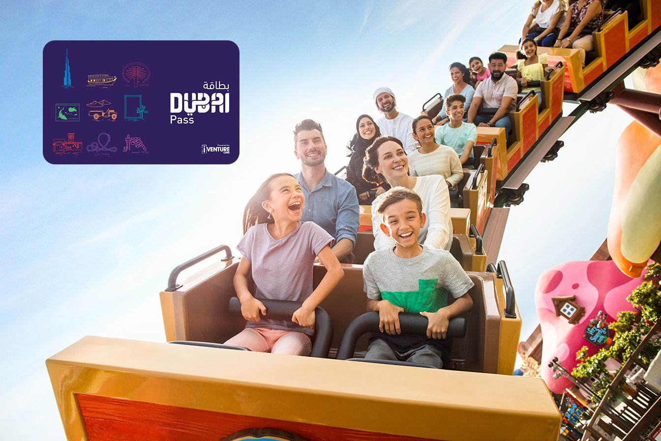 The Dubai Pass - Unlimited