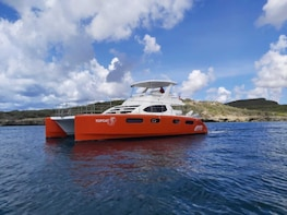 Breeze Adventures Klein Curacao Boat Trip