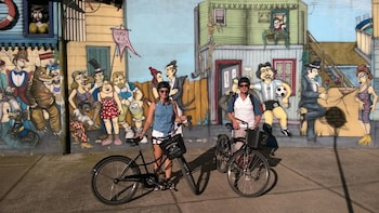 Buenos Aires Full-Day Bike Tour with Lunch (Max. 6 People)