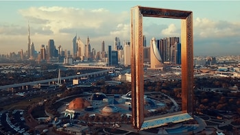 Half Day Dubai City Tour with Dubai Frame Tickets