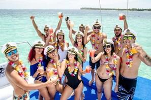 Catamaran Party Boat Cruise