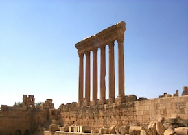 Cost Saver tour of Baalbeck, Cedars forest and Kozhaya