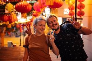 Private Tour Hong Kong by Night: the Hidden Treasures