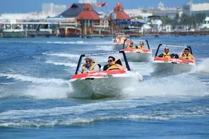Jungle Tour Adventure: Speedboat & Snorkeling Tour