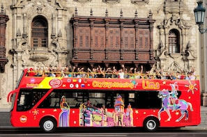 Lima Panoramic Bus Tour