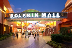 Dolphin Mall Shuttle - Downtown Miami Loop