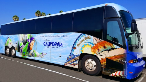Disneyland Resort Express - LAX Airport