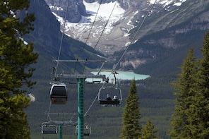 Lake Louise Summer Gondola Experience