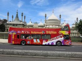 Brighton Hop On Hop Off Bus Tour