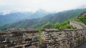 Tur Pagi Hari Grup Beijing di Tembok Besar Mutianyu
