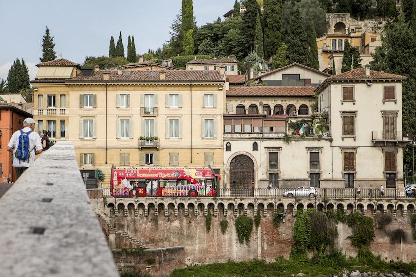 City Sightseeing Verona Hop-on Hop-off
