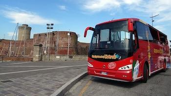 Visite de la ville en bus à arrêts multiples à Livourne