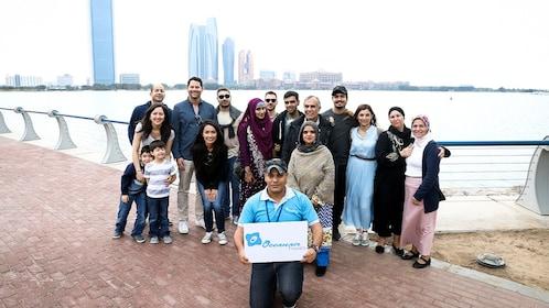 Abu Dhabi: Premium City Tour with Etihad Towers Ticket