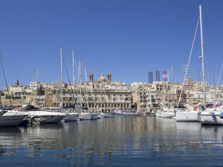 Show item 5 of 8. Maltasightseeing - Malta Hop on Hop off Bus Tour