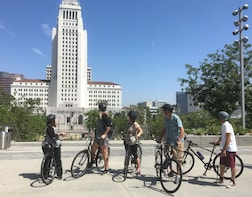 Historic Core and More Downtown Los Angeles Bike Tour