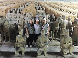 Xian Layover Tour of Terracotta Warriors