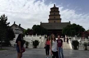 Xian Layover Tour of City Wall and Big Wild Goose Pagoda