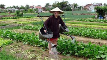 Tra Nhieu and Tra Que vegetable village tour from Hoi An