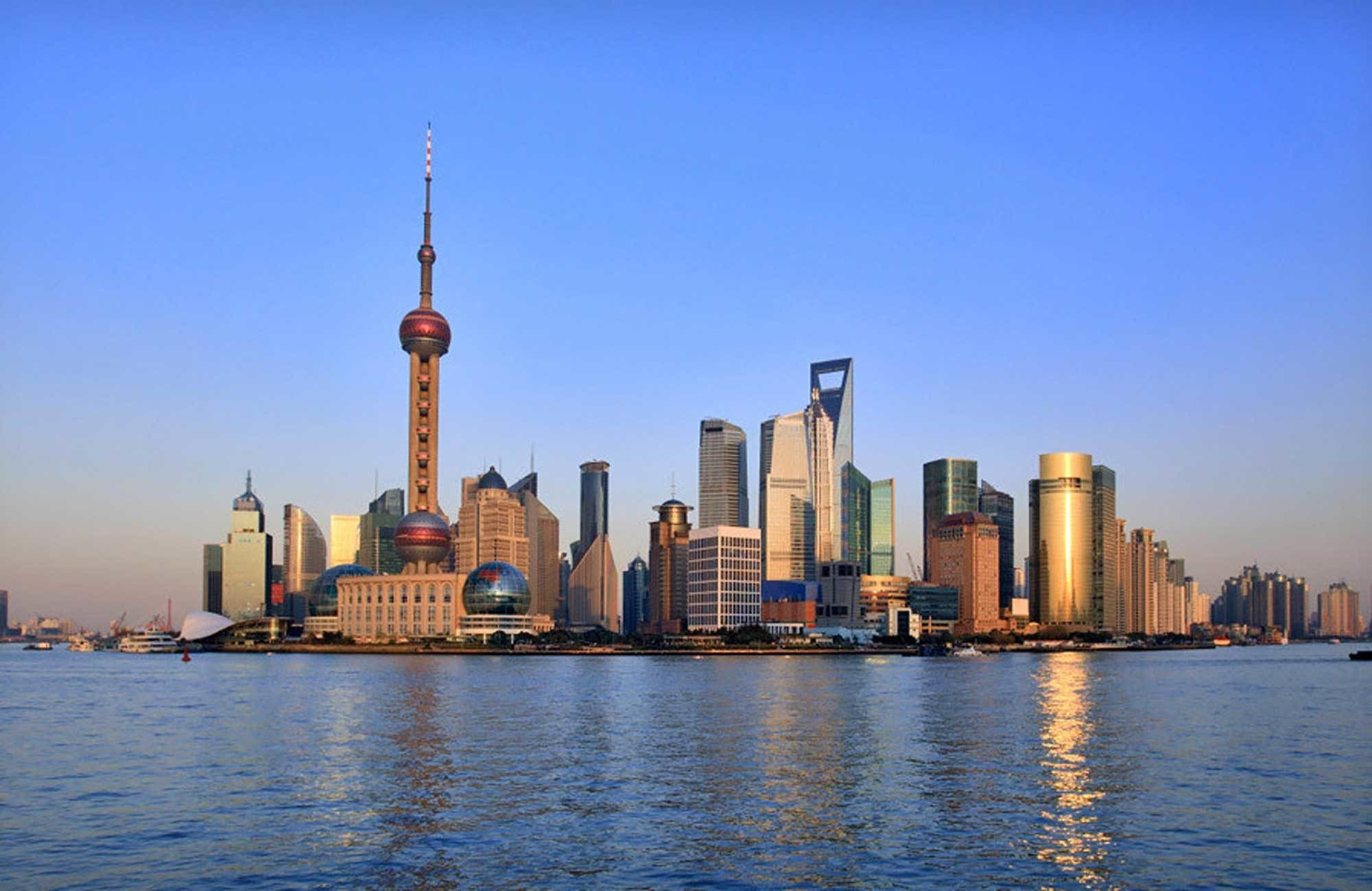 Classic and Modern Shanghai Full View Group Tour
