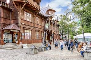Self-guided tour: Zakopane City and Tatra Mountains