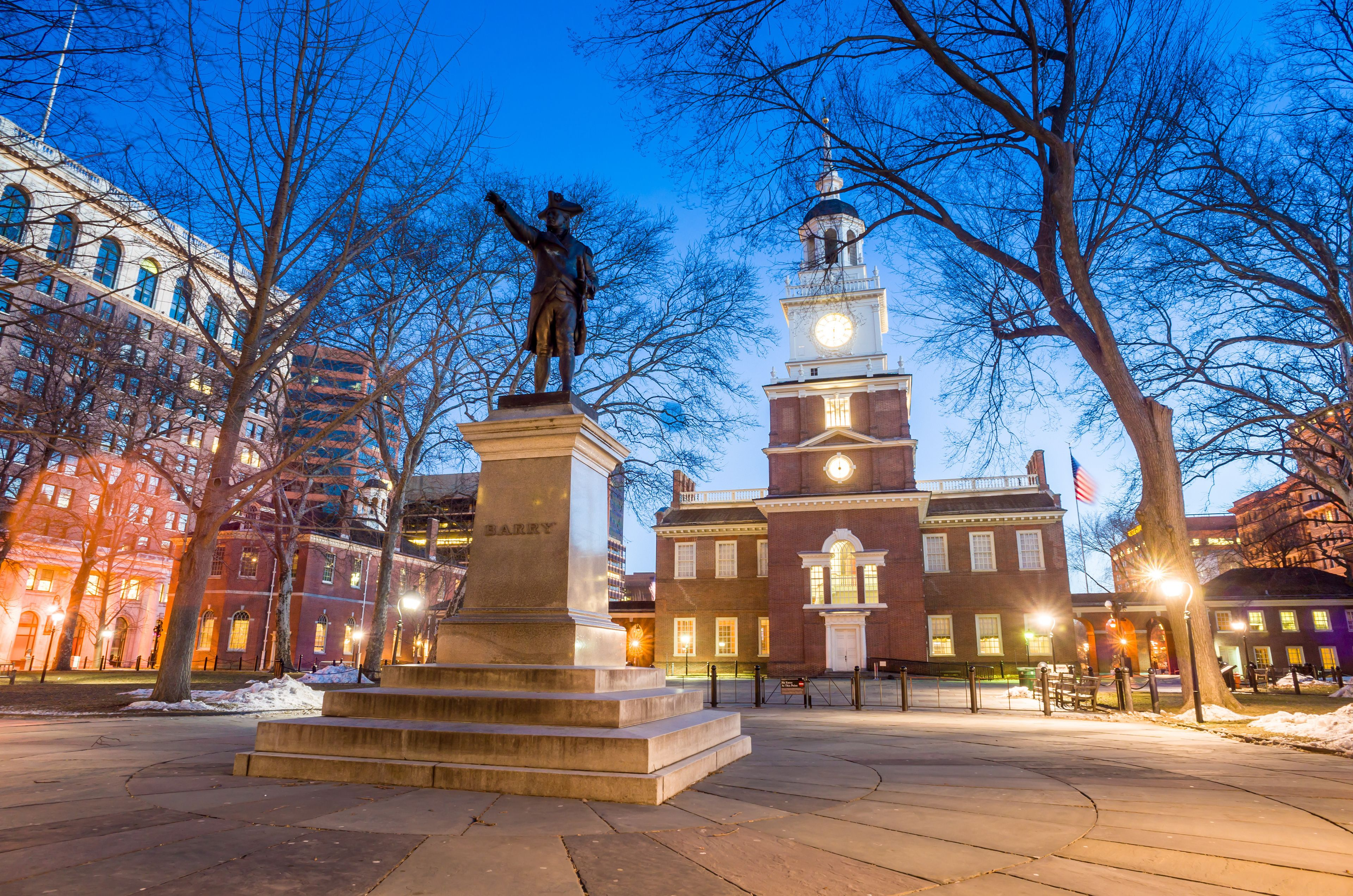 Philadelphia & Amish Country Day Tour from New York City