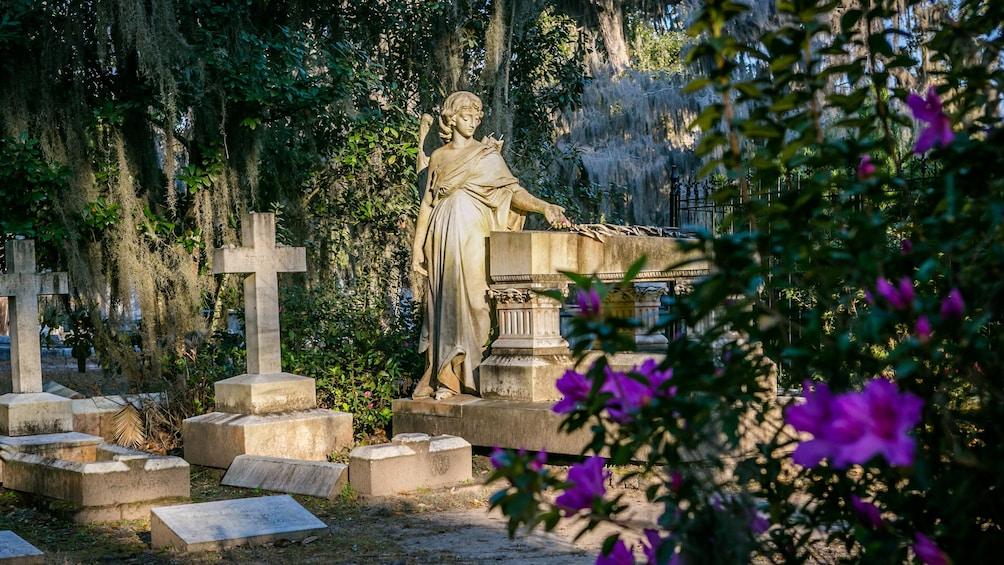 Show item 1 of 10. Old Fort Jackson & Bonaventure Cemetery