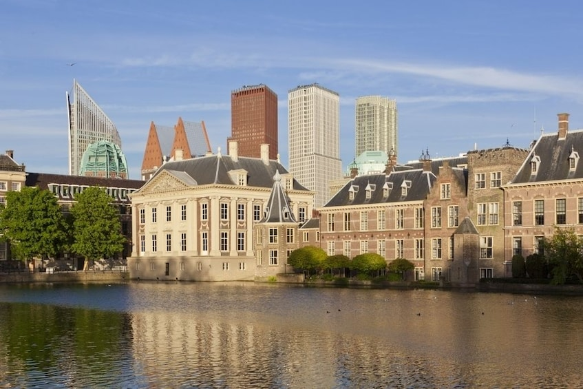 Show item 4 of 10. Small group full day trip to Rotterdam, Delft and The Hague