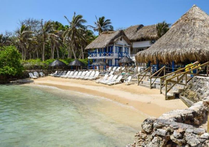Show item 7 of 7. Full-Day Isla del Sol