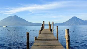Lake Atitlan Tour with Boat from Guatemala City
