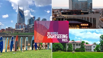 Sightseeing Flex Pass de Nashville